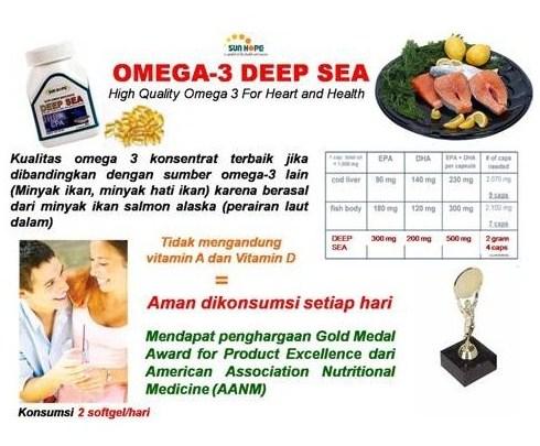 minyak ikan salmon omega 3 untuk ibu hamil