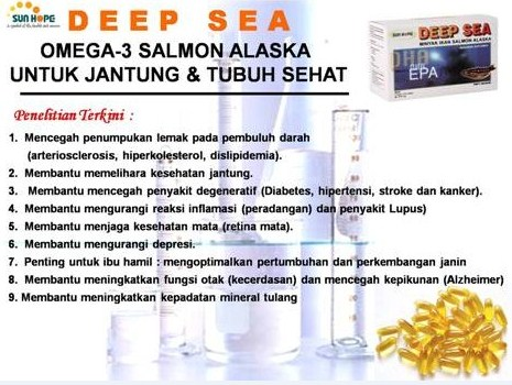 Manfaat Minyak Ikan Salmon Untuk Anak | SunhopeIndonesia.Com